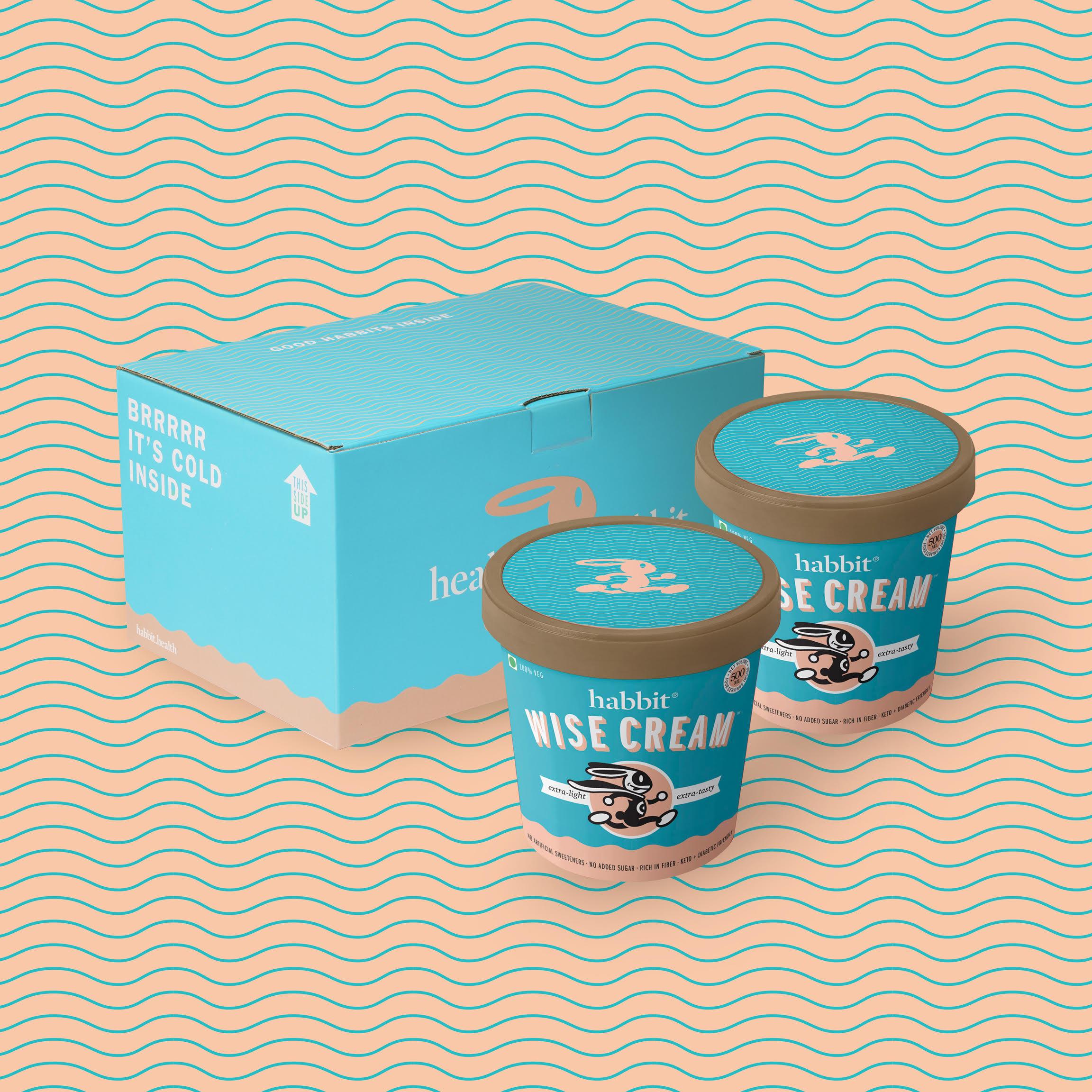 Habbit Wise Cream | 500ml
